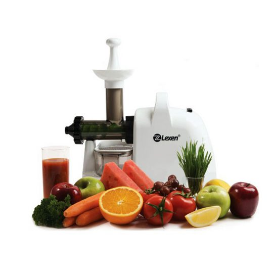 Lexen Healthy Juicer Electric White