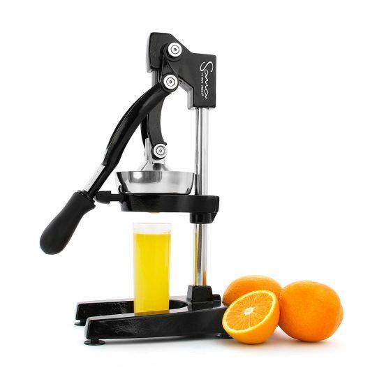 sana citrus press black