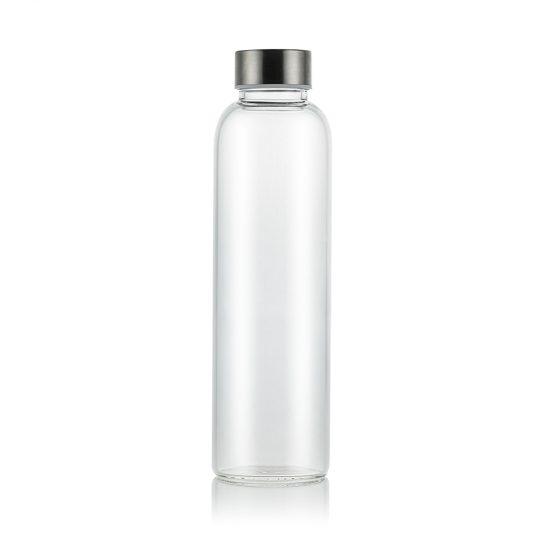 Боросиликатная стеклянная бутылка 500 мл