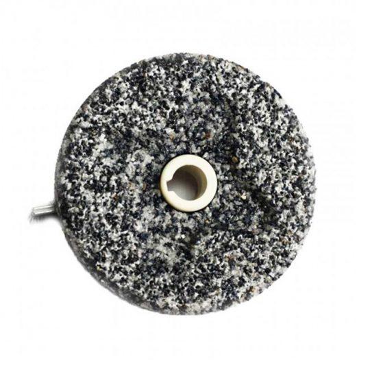 Нижний жерновой корундовый камень 75 мм