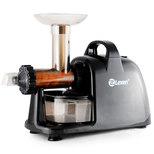 Lexen Healthy Juicer Electric black