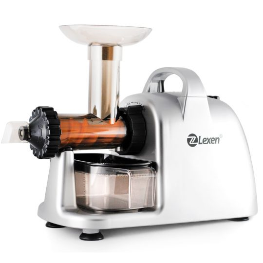 Lexen Healthy Juicer Electric silver