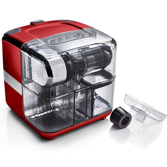 Omega Juice Cube 302R red