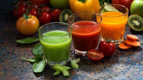 Овощной сок – приманка для здоровья