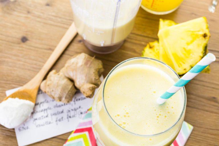 Ананасовый коктейль и его невероятная польза для здоровья