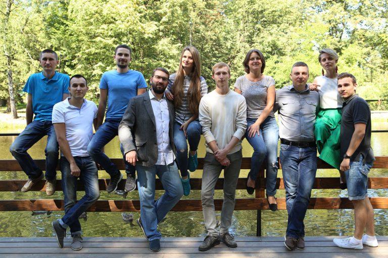 Команда Sana Украина