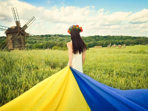"""Компания """"Sana"""" поздравляет Вас с Днем Конституции Украины"""