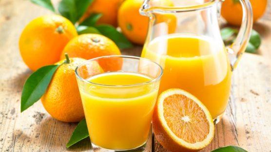 Самые быстрые способы получить апельсиновый сок без снятия кожуры