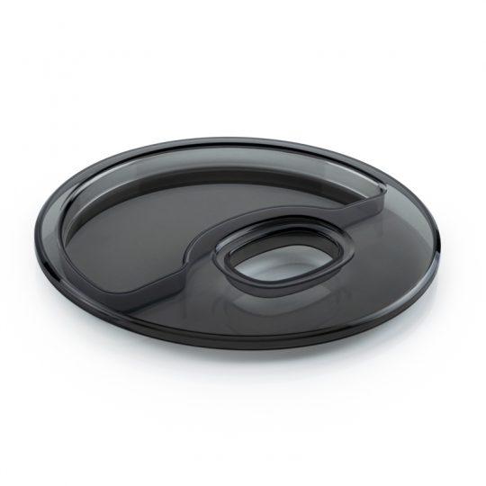 plastic juicing lid